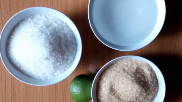 cách nấu nước đường làm bánh trung thu