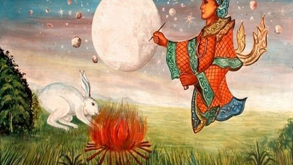 Sự tích Thỏ ngọc