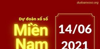 Dự đoán XSMN 14/6/2021