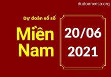 Dự đoán XSMN 20/6/2021