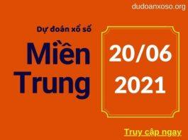 Dự đoán XSMT 20/6/2021