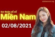 Dự đoán XSMN 2/8/2021
