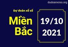 Dự đoán XSMB 19/10/2021