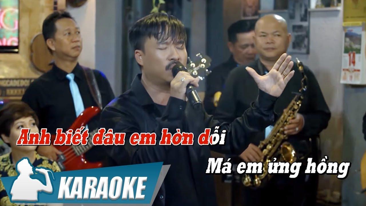 Chiều Sân Ga - Quang Lập - Karaoke