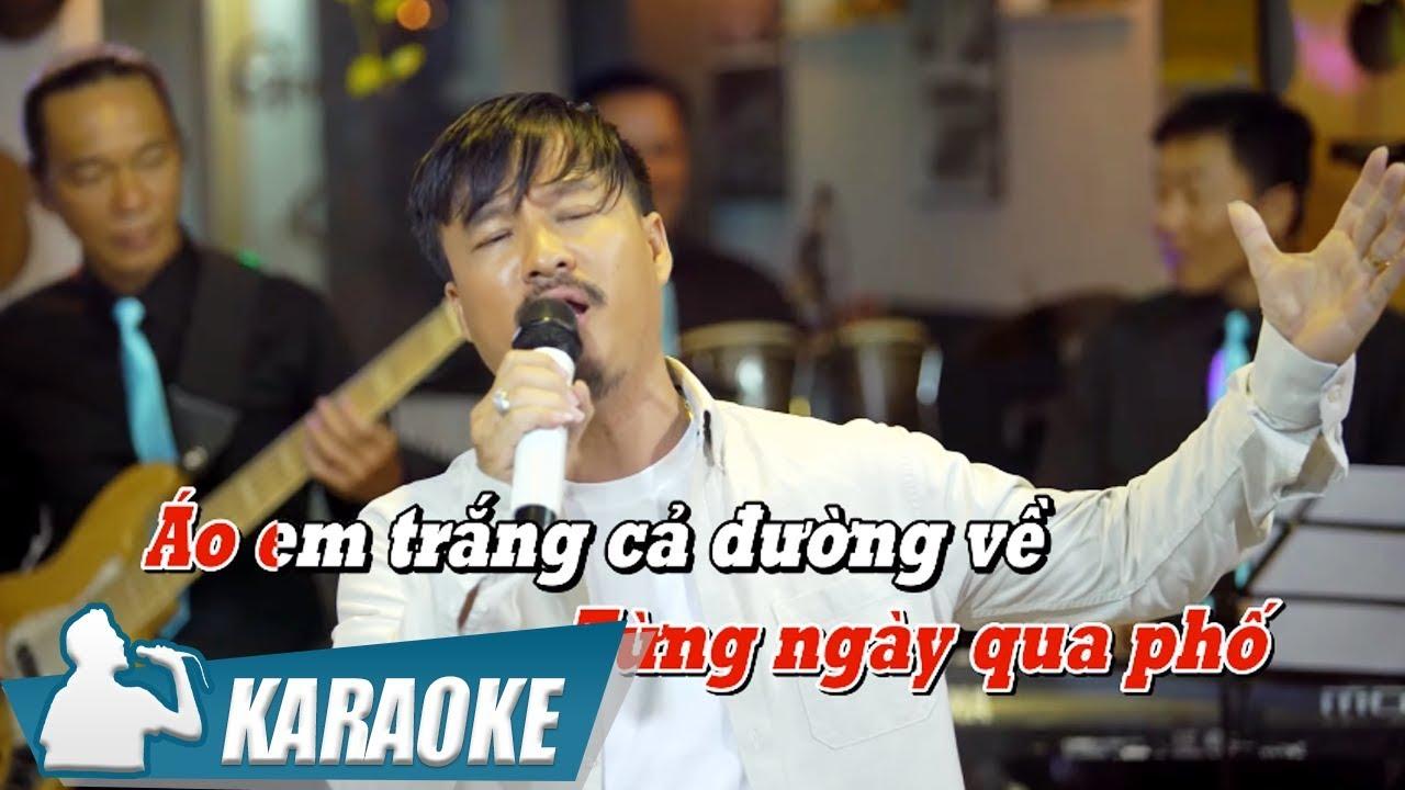 Đắp Mộ Cuộc Tình - Quang Lập - Karaoke