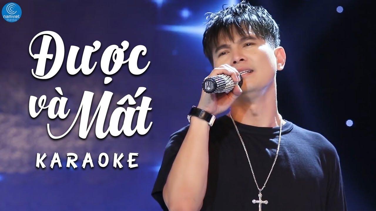 Được Và Mất - Lâm Hùng - Karaoke