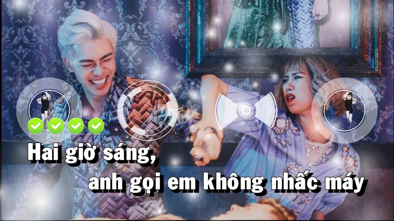Ghen - Erik ft Min – Karaoke
