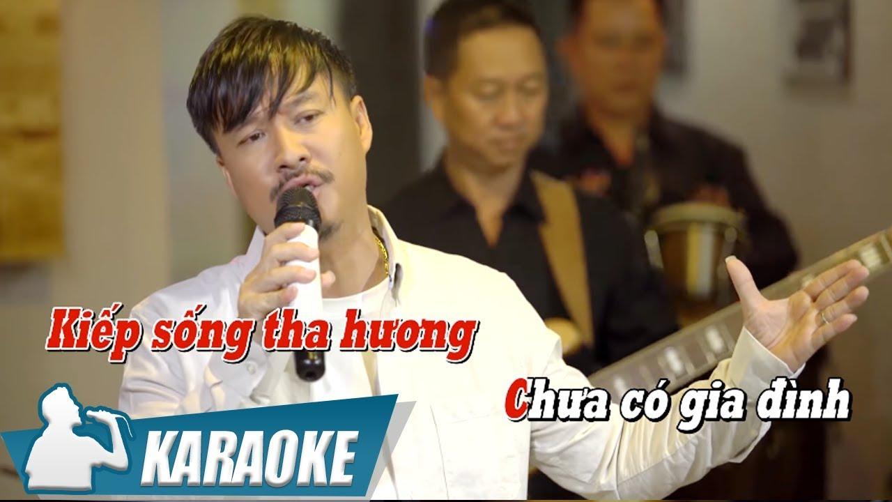 Hạnh Phúc Thương Đau - Quang Lập - Karaoke