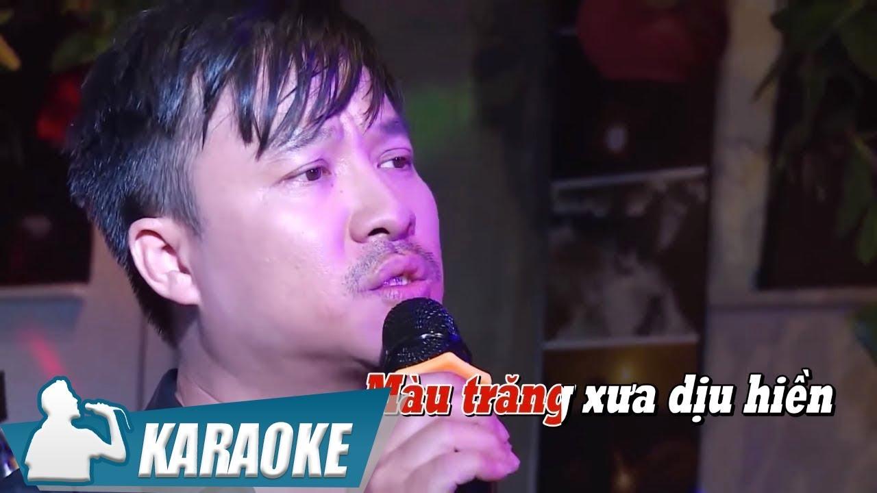 Khu Phố Ngày Xưa - Quang Lập - Karaoke