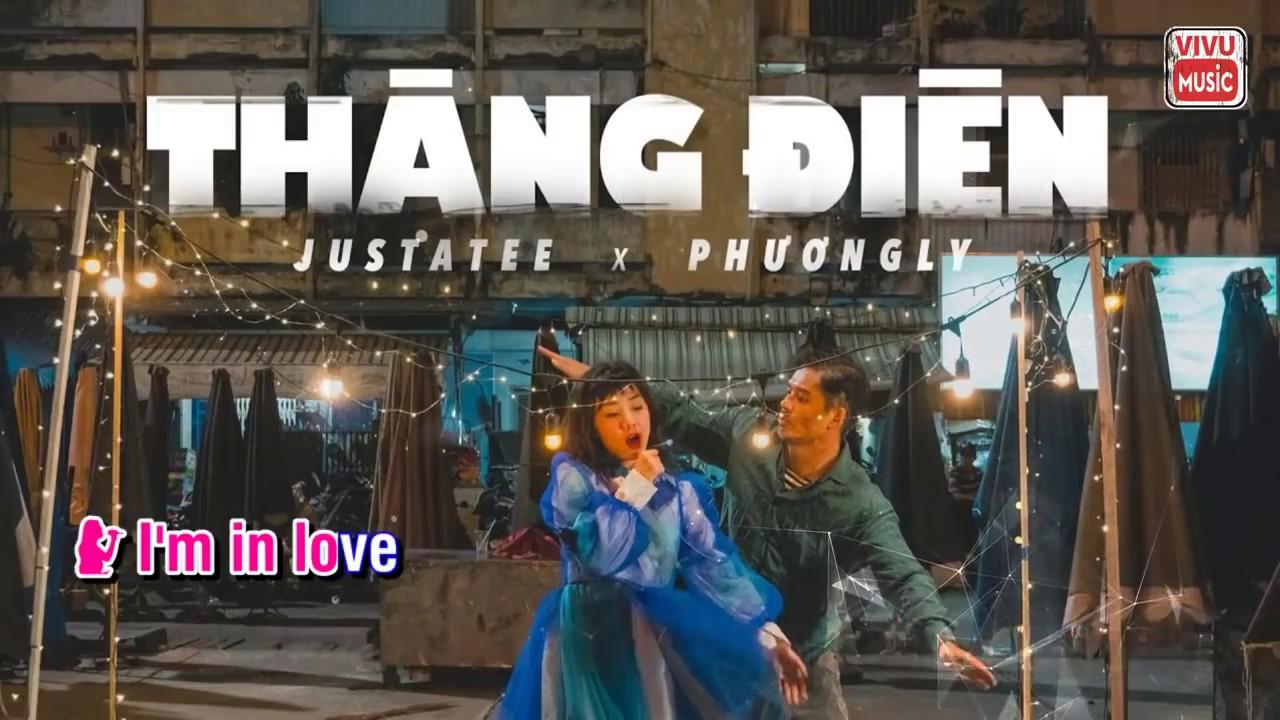 Thằng Điên - JustaTee ft Phương Ly - Karaoke