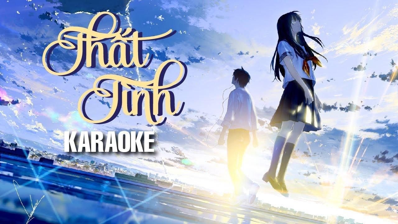 Thất Tình - Trịnh Đình Quang - Karaoke