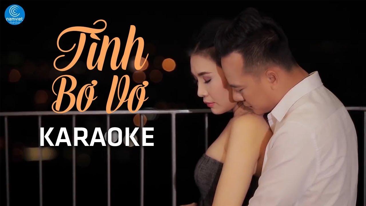 Tình Bơ Vơ - Mai Lệ Quyên ft Đoàn Minh- Karaoke