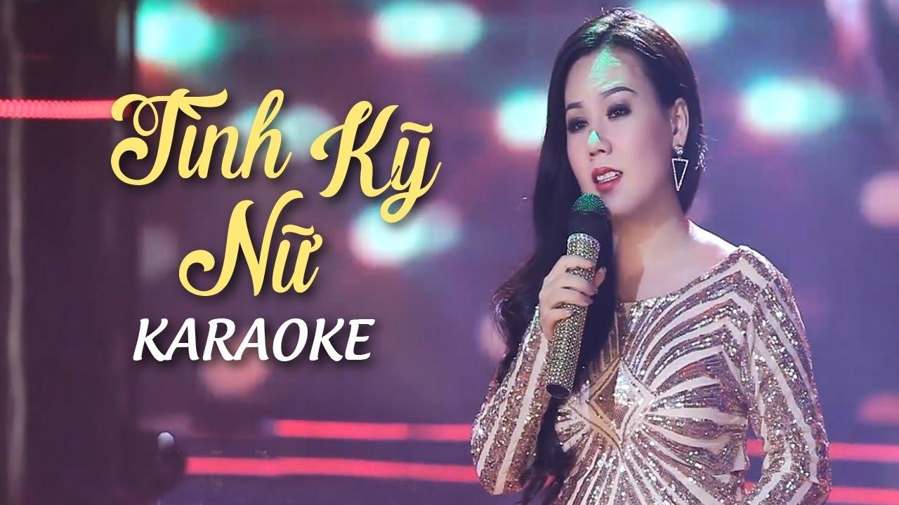 Tình Kỹ Nữ - Lưu Ánh Loan - Karaoke