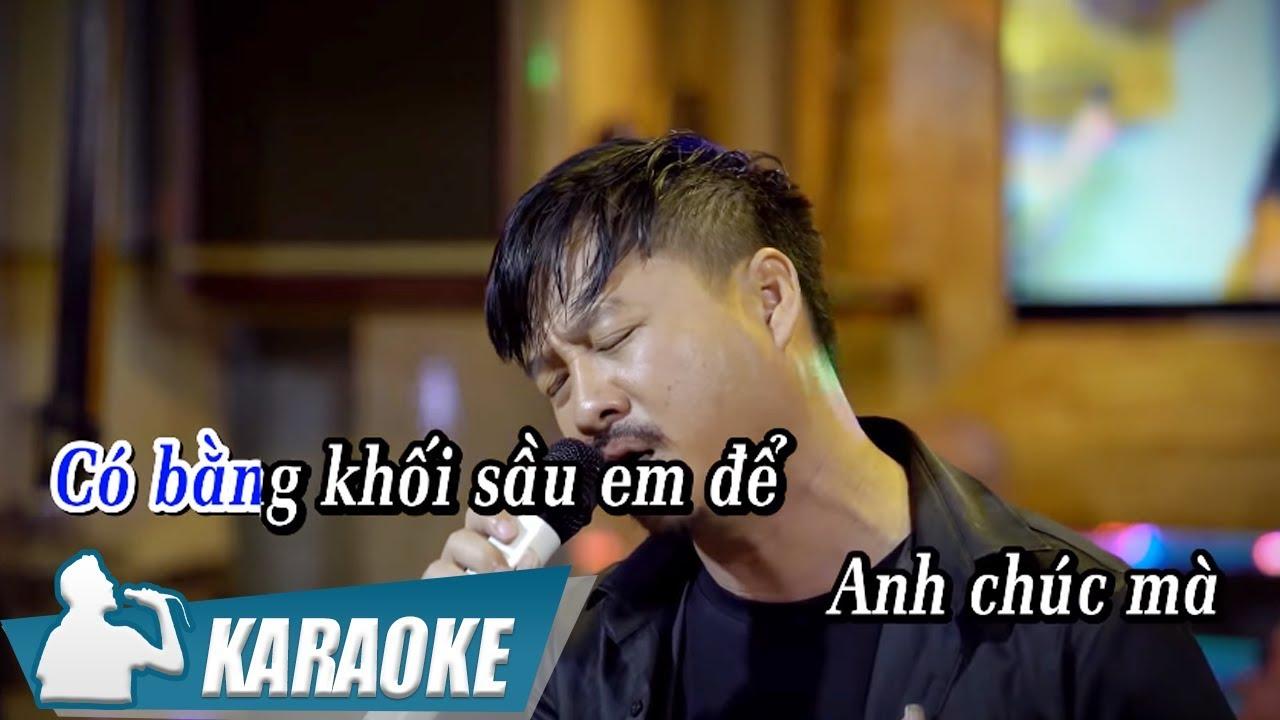 Vòng Nhẫn Cưới - Quang Lập - Karaoke