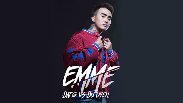 EmmE (Em,Tôi) - Đạt G ft Du Uyen - Karaoke