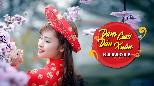 Đám Cưới Đầu Xuân - Quang Lập - Karaoke