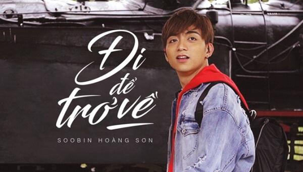 Đi để trở về - Soobin Hoàng Sơn - Karaoke