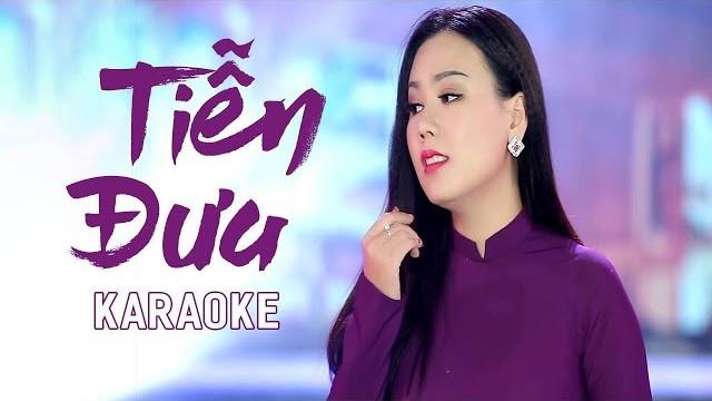 Tiễn Đưa - Lưu Ánh Loan - Karaoke