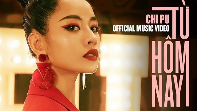 Từ Hôm Nay (Feel Like Ooh) - Chi Pu - Karaoke