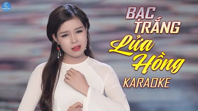 Bạc Trắng Lửa Hồng - Châu Giang - Karaoke
