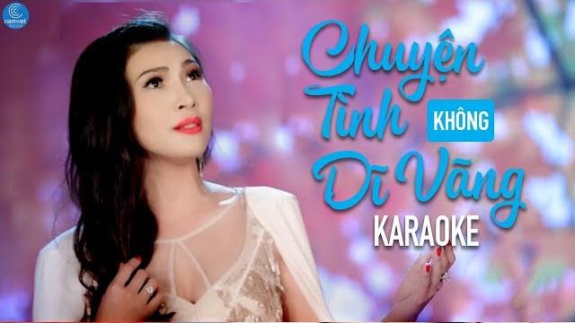 Chuyện Tình Không Dĩ Vãng - Mai Lệ Quyên - Karaoke