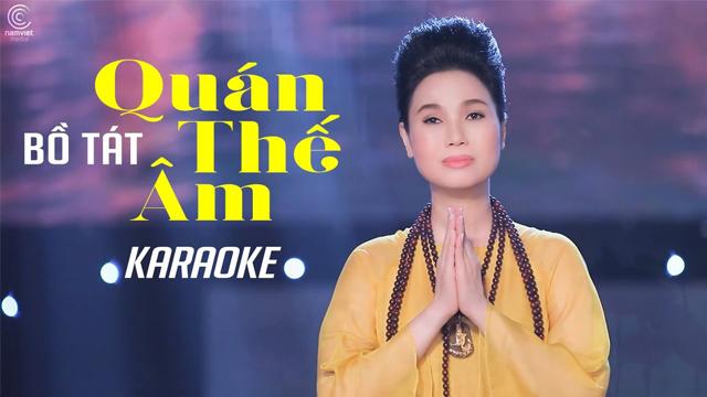Bồ Tát Quan Thế Âm - Thùy Trang - Karaoke
