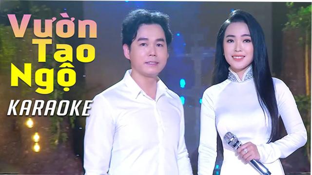 Vườn Tao Ngộ - Như Ý ft Thanh Vinh - Karaoke