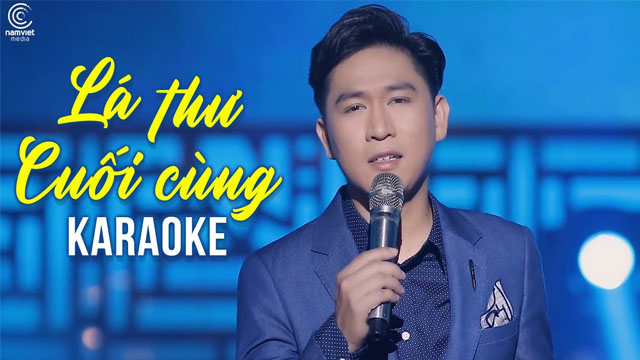 Lá Thư Cuối Cùng - Tùng Anh - Karaoke