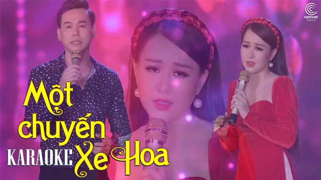 Một Chuyến Xa Hoa - Ý Linh ft Thanh Vinh - Karaoke