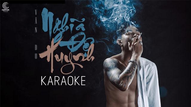 Nghĩa Đệ Huynh - Vân Du - Karaoke