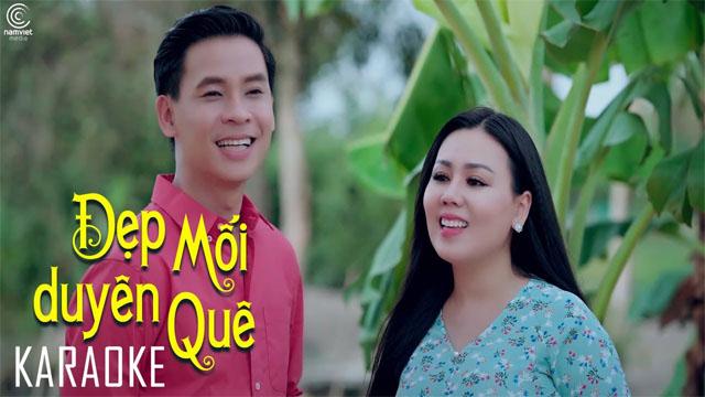 Đẹp Mối Duyên Quê - Lưu Ánh Loan ft Huỳnh Thật - Karaoke