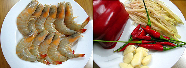 cách làm tôm chua