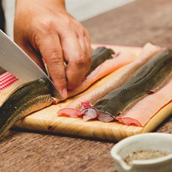 cách làm món miến lươn