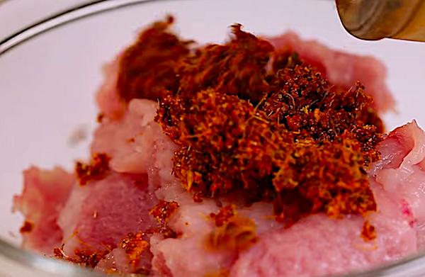 cách làm món thịt heo sấy khô