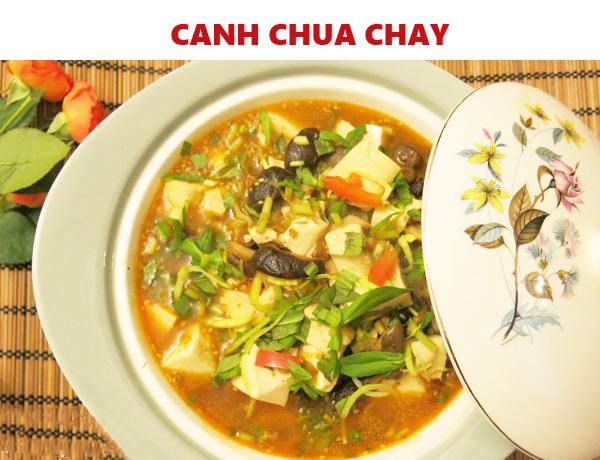 Cách nấu canh chua chay đậm đà hương vị Thái