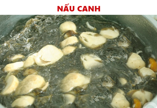 Cách nấu canh rong biển chay đậm đà, đủ chất, không tanh