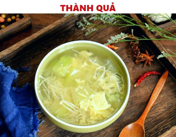 Gọi ý 3 cách nấu món canh chay thanh đạm, thơm ngon cho ngày lễ Du Lan ấm áp