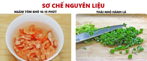 Món ngon mỗi ngày: 5 cách chế biến tôm khô thơm ngon, hấp dẫn tại nhà