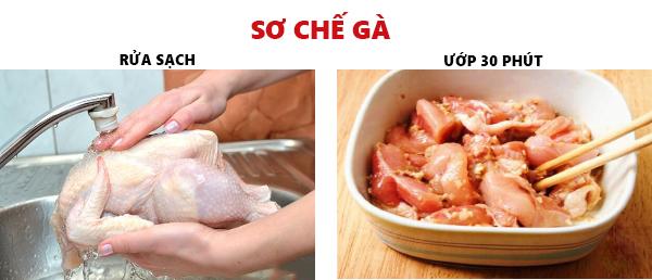 Món ngon mỗi ngày: 3 cách nấu món ngon từ gà đông tảo độc đáo