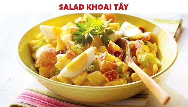 Các cách làm salad giảm cân cực ngon tại nhà