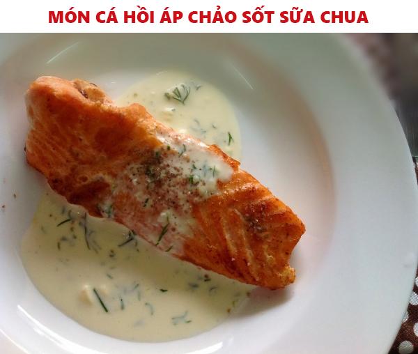 Các món ngon từ cá hồi ngon ngây ngất làm cực kì đơn giản