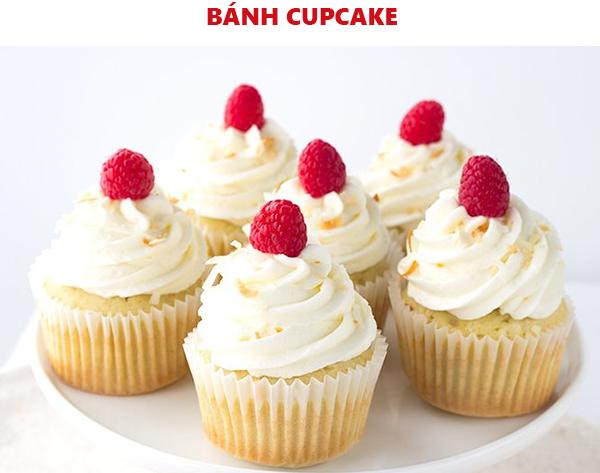 Cách làm bánh cupcake không cần lò nướng
