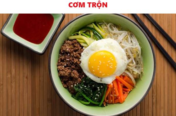 Cách làm cơm trộn Việt Nam