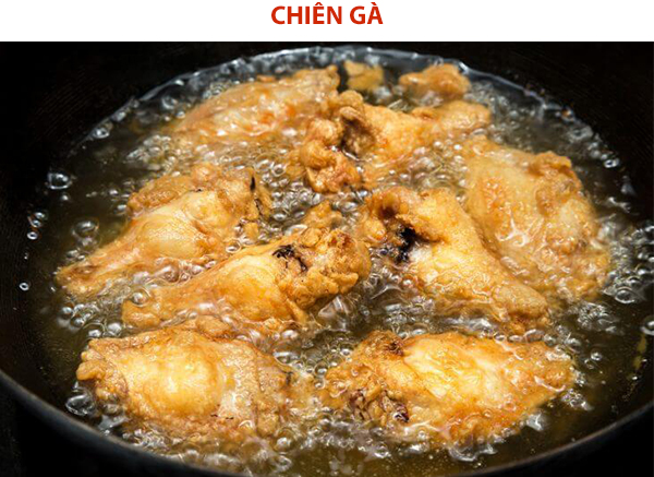 Cách làm gà rán kiểu KFC