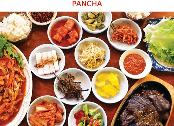 Pancha-món ăn phụ Hàn Quốc