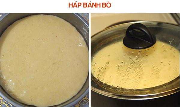 Cách làm bánh bò sữa