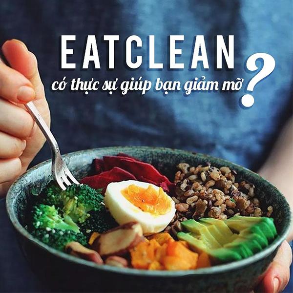 Eat clean có lợi ích gì