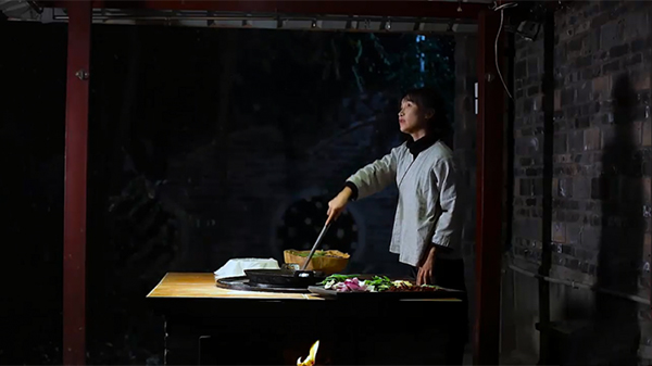 Căn bếp của Lý Tử Thất