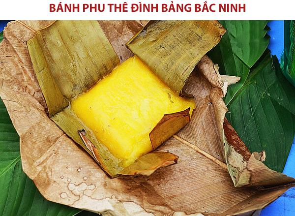 Cách làm bánh phu thê Bắc Ninh