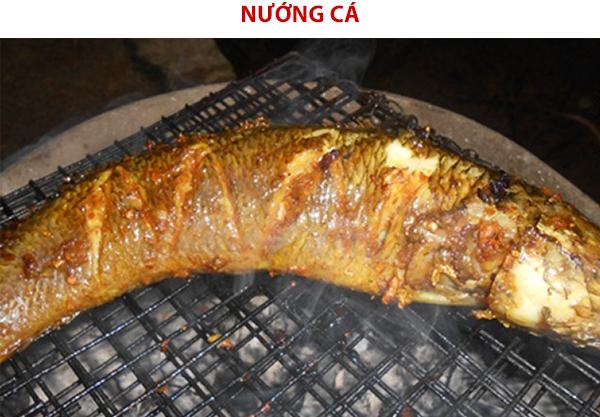 Cách làm cá lóc nướng muối ớt